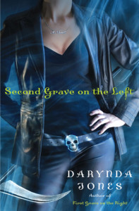 Review ~ Second Grave on the Left by Darynda Jones @darynda #CharleyWeek