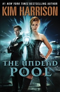 Waiting on Wednesday featuring Undead Pool by Kim Harrison