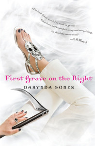 Review ~ First Grave on the Right by Darynda Jones @darynda #CharleyWeek