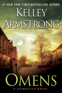 Review ~ Omens by Kelley Armstrong @KelleyArmstrong