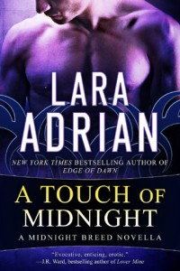 Review ~ A Touch of Midnight by Lara Adrian @lara_adrian