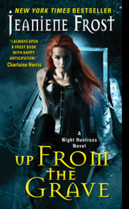 Review ~ Up from the Grave by Jeaniene Frost