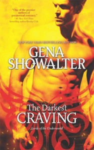 Review ~ The Darkest Craving by Gena Showalter