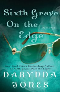 Review ~ Sixth Grave On The Edge by Darynda Jones