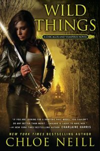 Review ~ Wild Things by Chloe Neill