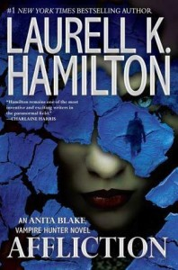 Review ~ Affliction by Laurell K Hamilton