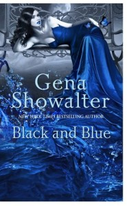 Review ~ Black and Blue by Gena Showalter
