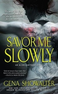 Review ~ Savor Me Slowly by Gena Showalter