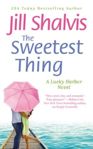 Review ~ The Sweetest Thing by Jill Shalvis