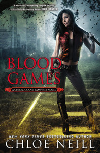 Review ~ Blood Games by Chloe Neill