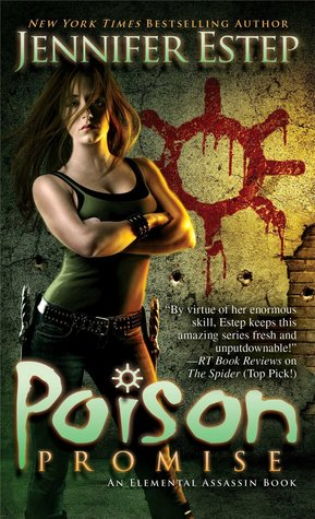 Review ~ Poison Promise by Jennifer Estep