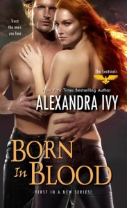 Review ~ Born in Blood by Alexandra Ivy