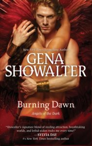 Waiting on Wednesday ~ Burning Dawn by Gena Showalter