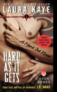 Review ~ As Hard As It Gets by Laura Kaye