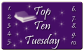 Top Ten Tuesday ~ Most Unique Books I've Read