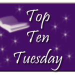Top Ten Tuesday ~ Book Cover Trends