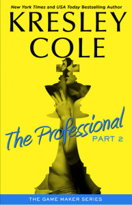 Review ~ The Professional: Part 2 by Kresley Cole