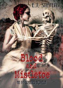 Review ~ Blood and Mistletoe by E.J. Stevens