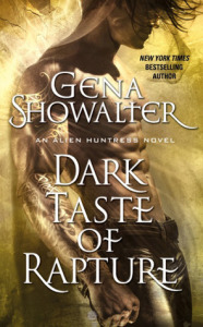 Review ~ Dark Taste of Rapture by Gena Showalter