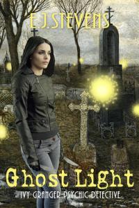 Review ~ Ghost Light by E.J. Stevens