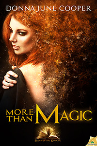 Review ~ More Than Magic by Donna June Cooper