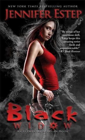 Black Widow by Jennifer Estep