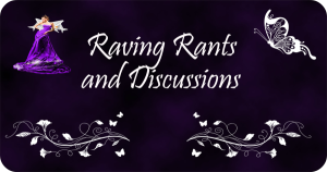 Ranting Discussion ~ July 2014 Book Haul