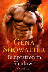 Review ~ Temptation in Shadows by Gena Showalter