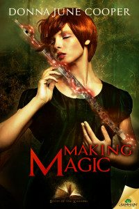 Review ~ Making Magic by Donna June Cooper