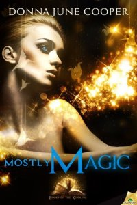 Review ~ Mostly Magic by Donna June Cooper