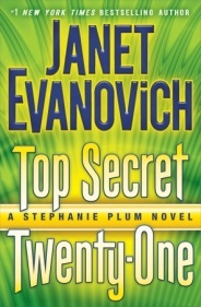 Review ~ Top Secret Twenty-One by Janet Evanovich