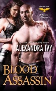 Review ~ Blood Assassin by Alexandra Ivy