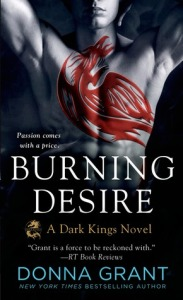 Review ~ Burning Desire by Donna Grant