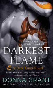 Review ~ Darkest Flame by Donna Grant
