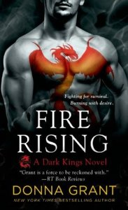 Review ~ Fire Rising by Donna Grant