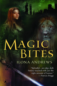 Review ~ Magic Bites by Ilona Andrews