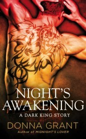 Review ~ Night's Awakening by Donna Grant