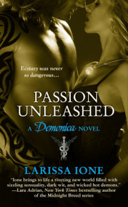 Review ~ Passion Unleashed by Larissa Ione