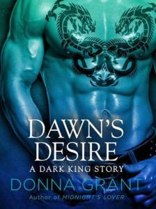 Review ~ Dawn's Desire by Donna Grant