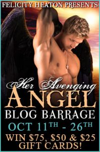 Her Avenging Angel by Felicity Heaton ~ Spotlight and Giveaway