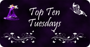 Top Ten Tuesday ~ Most Anticipated Sequels
