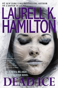 Review & Giveaway ~ Dead Ice by Laurell K Hamilton