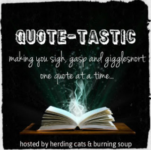 Quote-Tastic ~ Seventh Grave and No Body