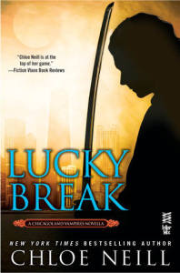 Review ~ Lucky Break by Chloe Neill