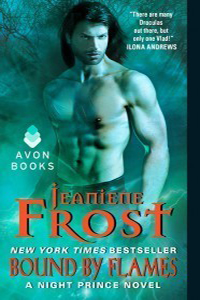 Review ~ Bound By Flames by Jeaniene Frost