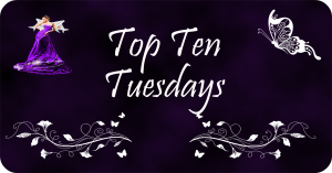 Top Ten Tuesday ~ Recently Added To My TBR