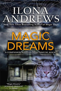 Review ~ Magic Dreams by Ilona Andrews