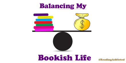 Bookish Life Budget ~ September 2015 Check-in