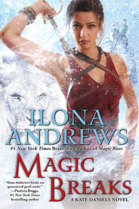 Review ~ Magic Breaks by Ilona Andrews