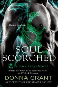Review ~ Soul Scorched by Donna Grant